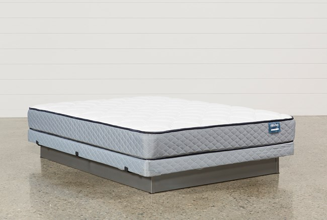 Carly Queen Mattress W/Low Profile Foundation - 360
