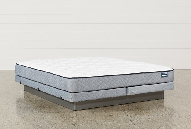 Carly California King Mattress W/Low Profile Foundation - 360