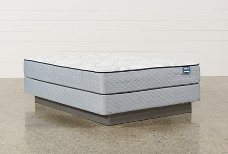 Emily Queen Mattress W/Foundation
