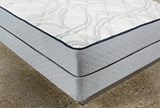 Emily Queen Mattress W/Foundation - Back