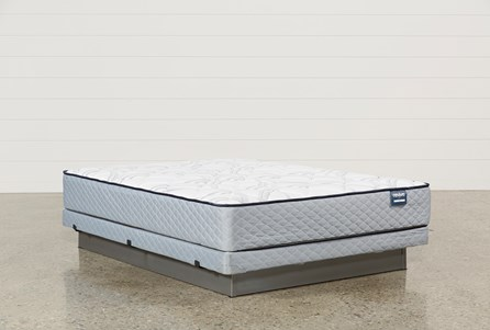 Emily Queen Mattress W/Low Profile Foundation