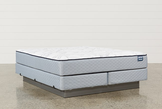 Emily California King Mattress W/Foundation - 360