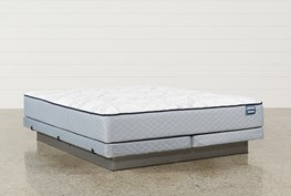Emily California King Mattress W/Low Profile Foundation