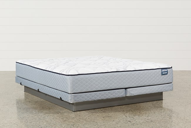 Emily California King Mattress W/Low Profile Foundation - 360