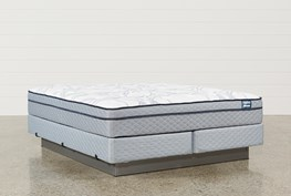 Joy Eastern King Mattress W/Foundation