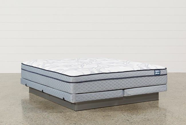 Joy Eastern King Mattress W/Low Profile Foundation - 360