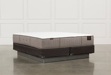 Scarborough Ultra Firm California King Mattress W/Foundation