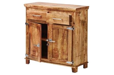 Sawan Finish 2-Drawer Icebox Server - Main