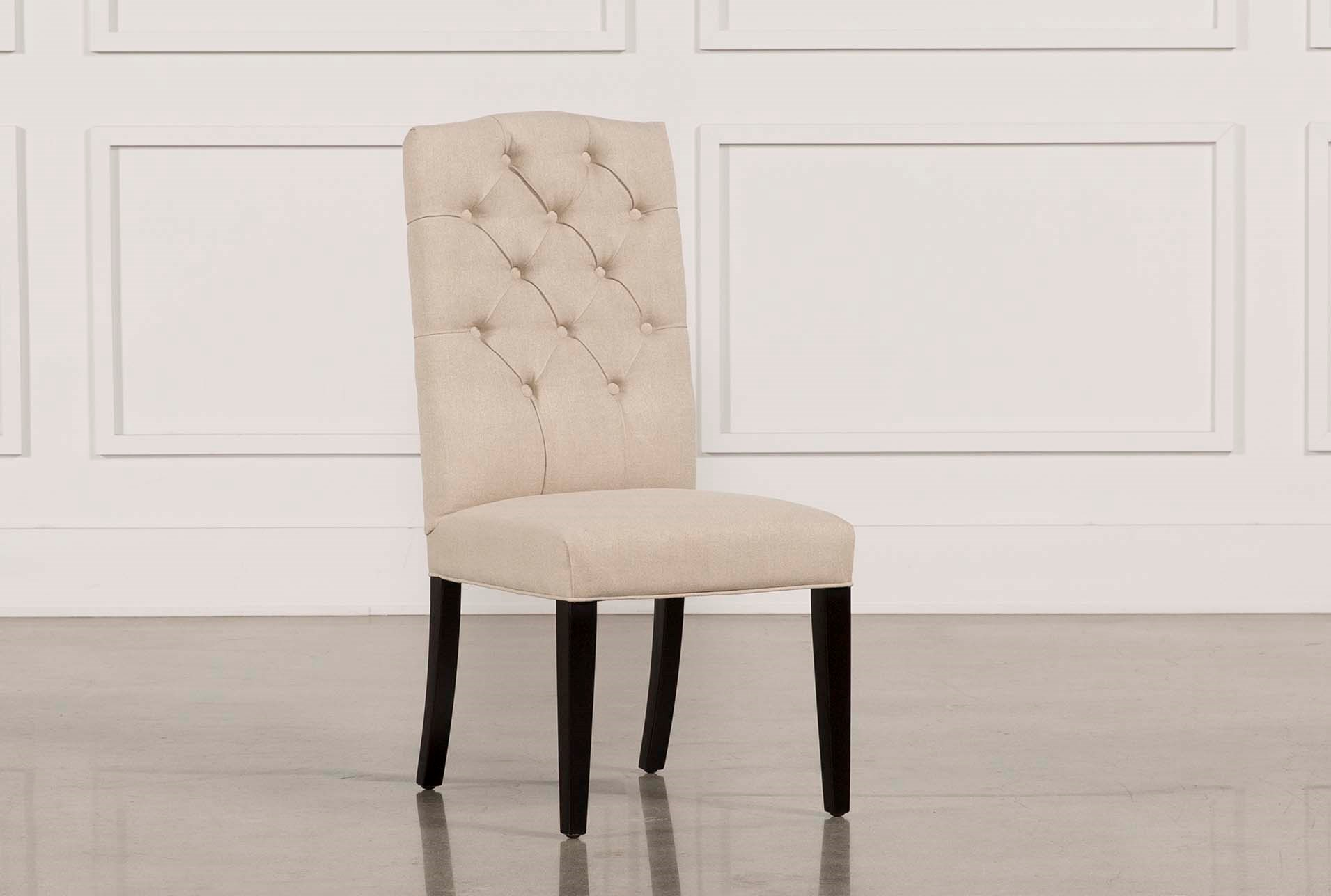 Tufted Living Room Chair Tufted living room furniture living spaces display product reviews for lola side chair sisterspd