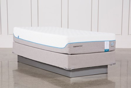 Tempur-Pedic Cloud Supreme Breeze 2.0 Twin Xl Mattress W/Foundation