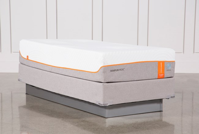 Tempur-Pedic Contour Elite Breeze 2.0 Twin Xl Mattress W/Foundation - 360