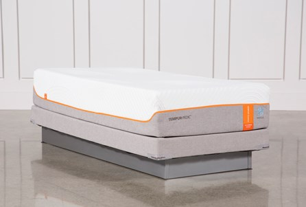 Tempur-Pedic Contour Elite Breeze 2.0 Twin Xl Mattress W/Low Foundation