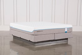 Tempur-Pedic Cloud Supreme Breeze 2.0 Cal King Mattress W/Foundation