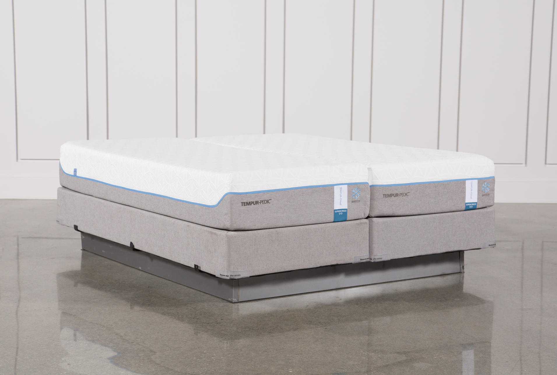 TempurPedic Cloud Supreme Breeze 20 California King Mattress