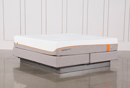 Tempur-Pedic Contour Elite Breeze 2.0 Eastern King Mattress W/Foundation