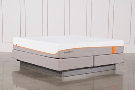Tempur-Pedic Contour Elite Breeze 2.0 Cal King Mattress W/Foundation