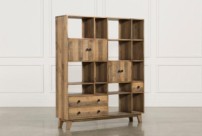 Lathom Bookcase - 360