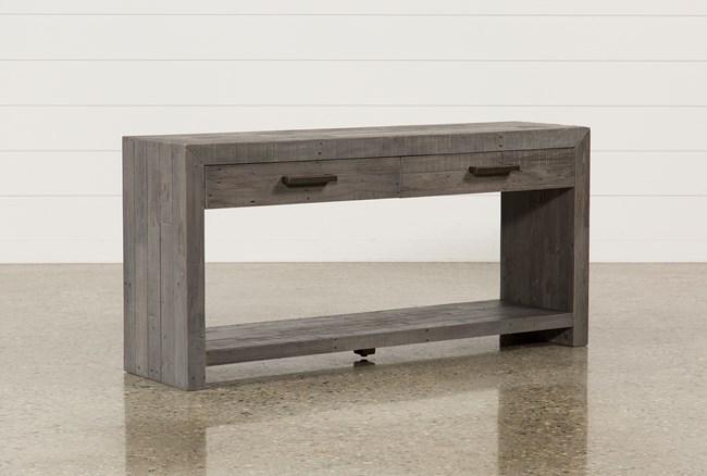Zander Console Table - 360