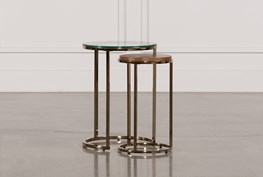 Bryce Nesting End Tables