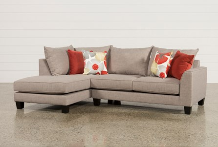 Kira 2 Piece Sectional W/Laf Chaise