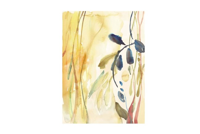 Picture-Watercolor Willow II - 360