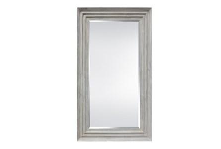 Leaner Mirror-Grey Wash 49X85