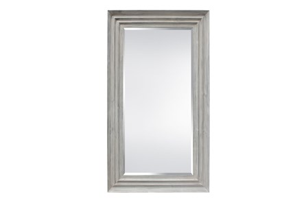 Leaner Mirror-Grey Wash 49X85