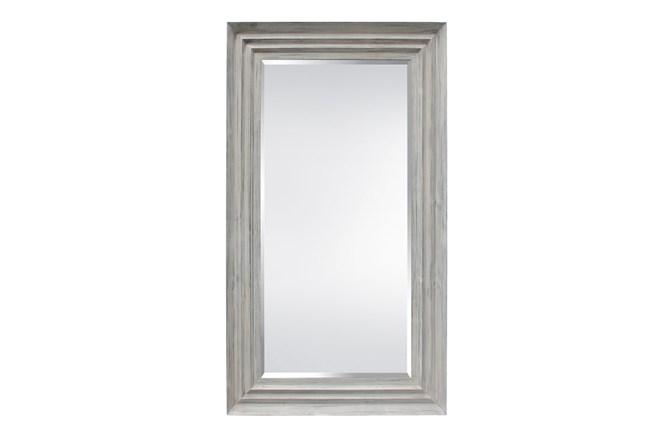 Leaner Mirror-Grey Wash 49X85 - 360