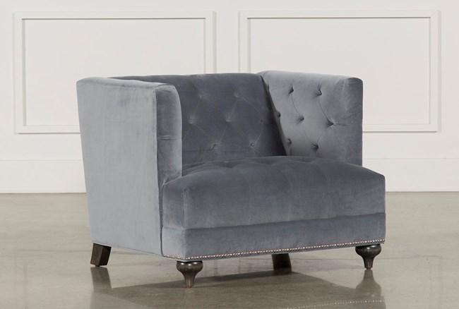 Vivian Arm Chair - 360