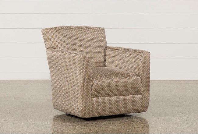 Luca Swivel Chair - 360
