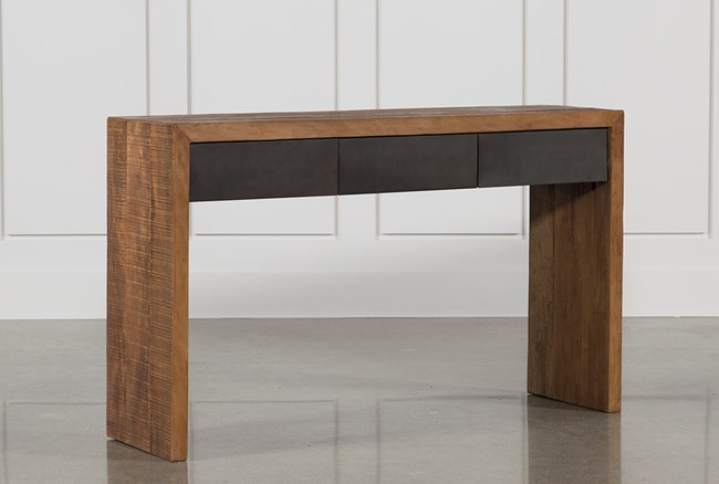 Aston Sofa Table - 360