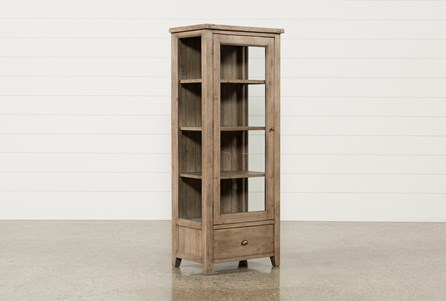 Brogan Ash Accent Cabinet
