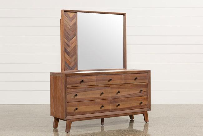 Sidney Dresser/Mirror - 360