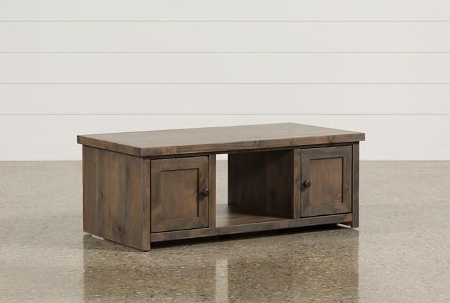 Ducar Coffee Table - 360