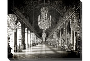 40X50 Hall Of Mirrors I