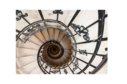 Picture-Spiral Stairs I - Main