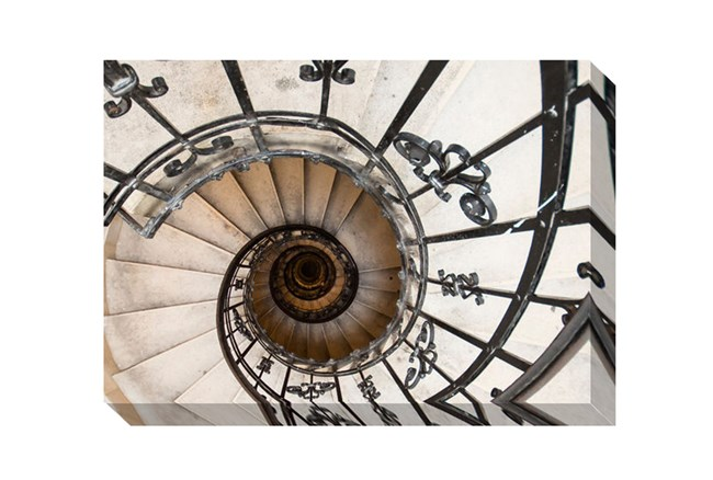 Picture-Spiral Stairs II - 360