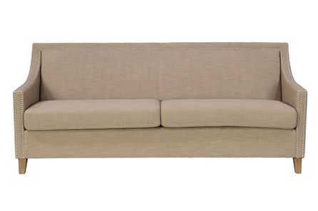 Collina Camel Sofa - Main