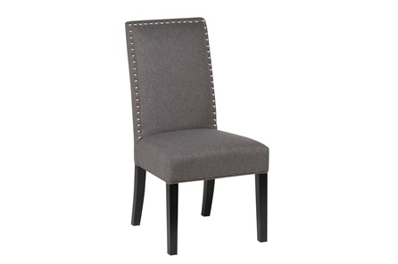 Charcoal Dining Chair - Main