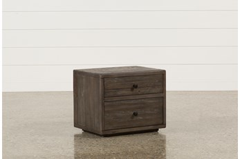 Dylan 2-Drawer Nightstand