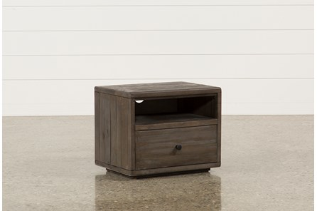 Dylan 1-Drawer Nightstand - Main