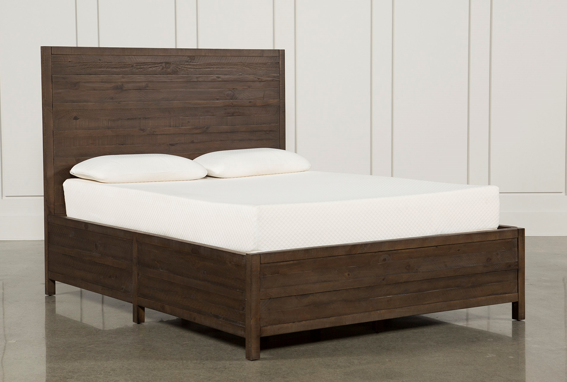 Rowan California King Panel Bed | Living Spaces