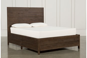 Rowan California King Panel Bed