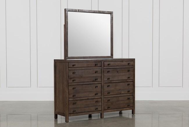 Rowan Dresser/Mirror - 360