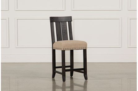 Jaxon Wood Counter Stool