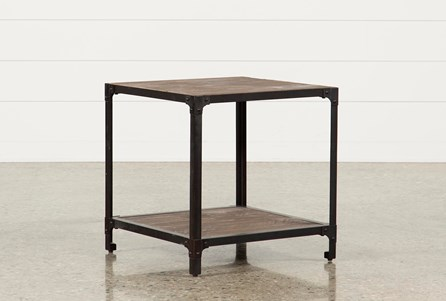 Proton End Table