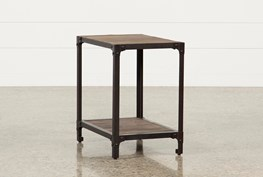 Proton Chairside Table