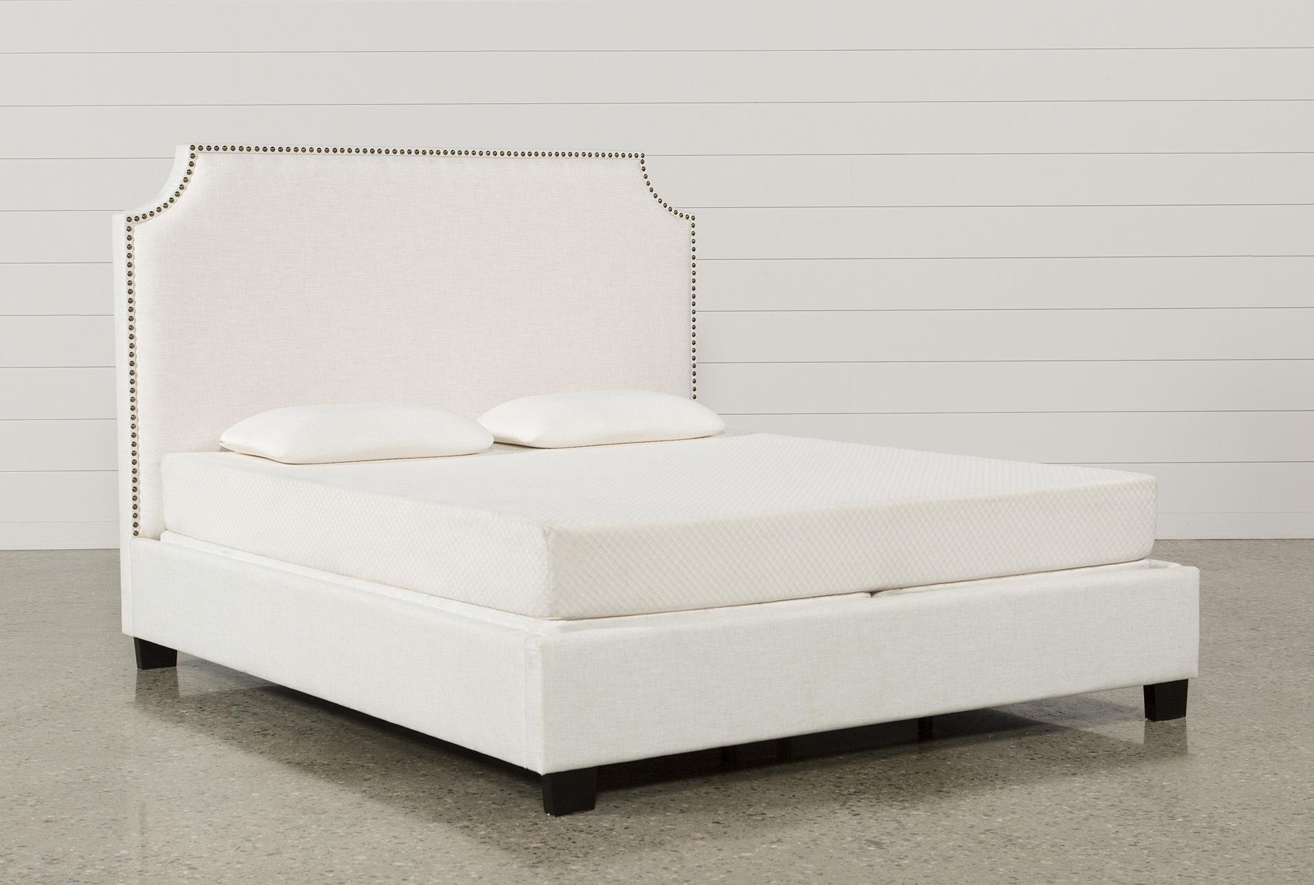 Short Steel Headboard//Footboard Bolt-On Retail Bed Frame Display ...