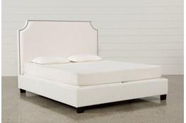 f19e9e7e1f90a Hudson Queen Upholstered Platform Bed