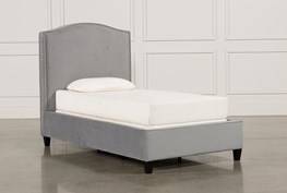 Kate Dove Twin Upholstered Bed